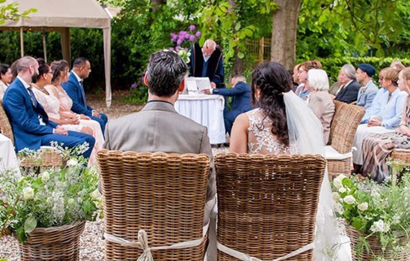 Romantische trouwlocatie op de Veluwe