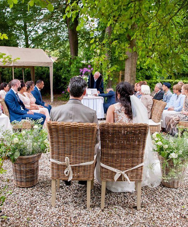 romantische bruiloft Apeldoorn